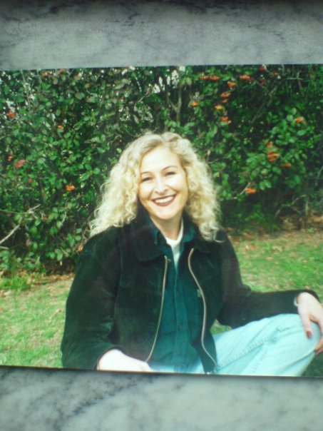 Bleached and curly 1994