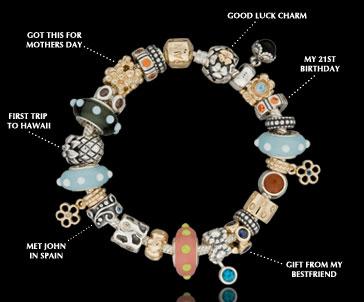 charm bracelets part 4 pandora janet carr