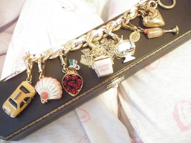 Charm Bracelets Part 7 – Etsy eBay Juicy and Disney – Janet Carr