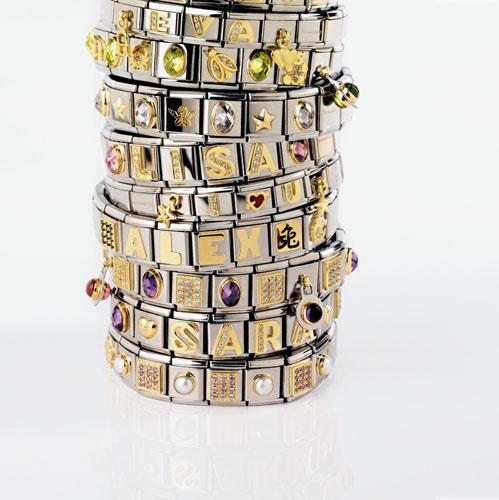Nomination Bracelet Charms: Charm Bracelets Part 2