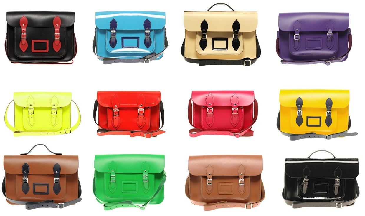 Cambridge Satchel Company – Janet Carr @