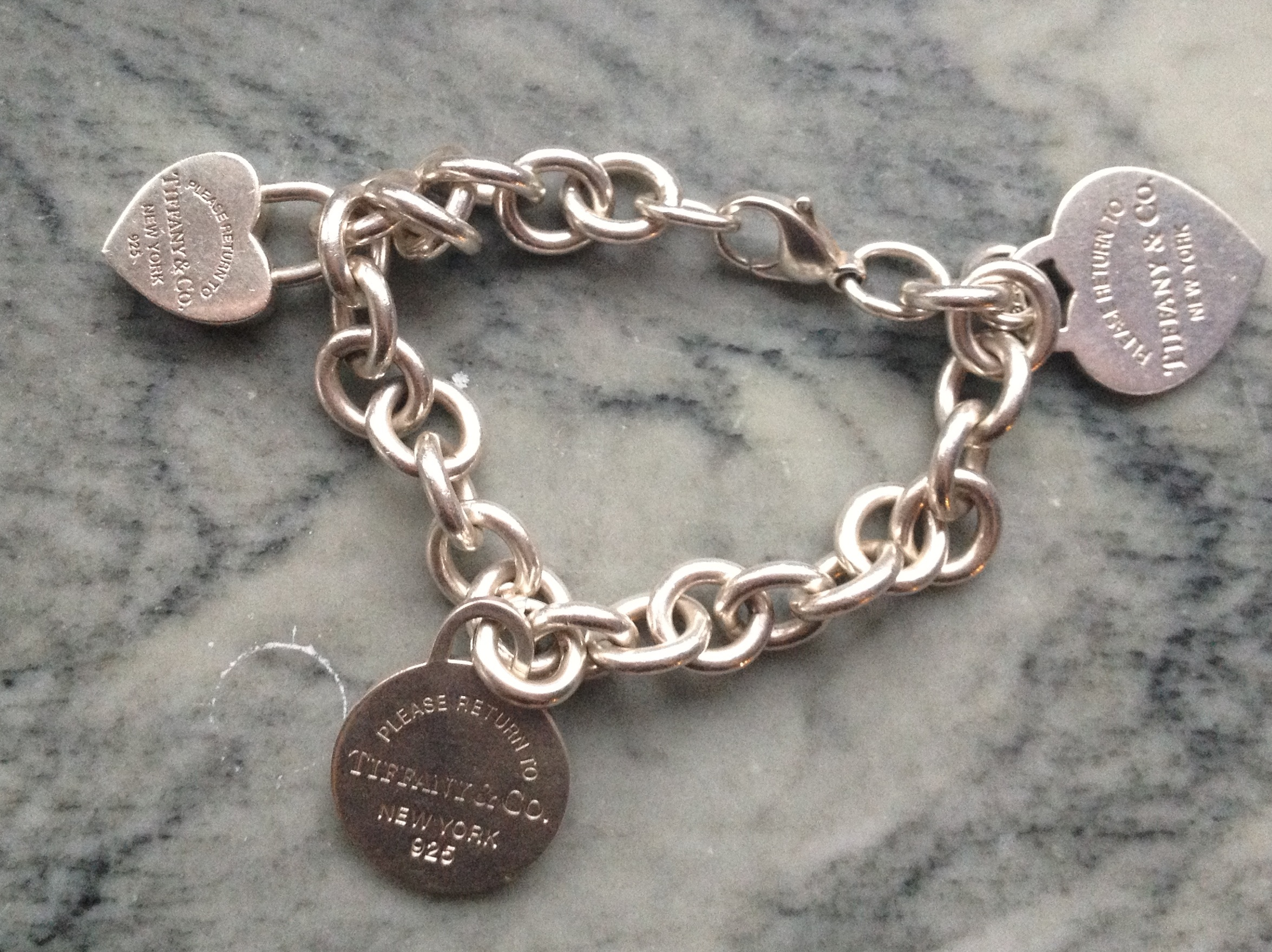 Charm Bracelets Part 5 – Tiffany – Janet Carr