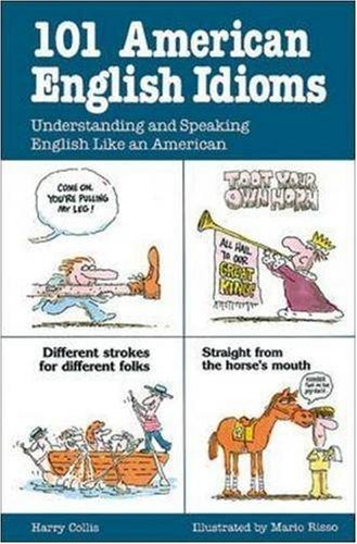 English Idioms Janet Carr