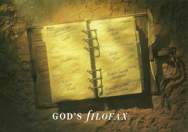 God's Filofax