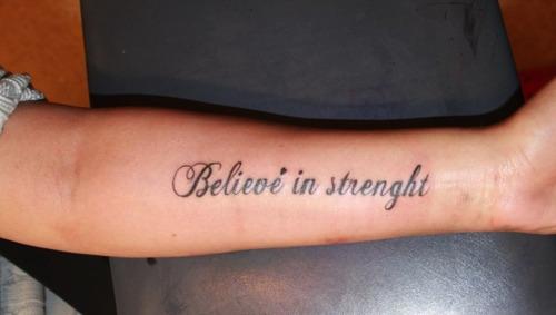 Misspelled Tattoos – Janet Carr