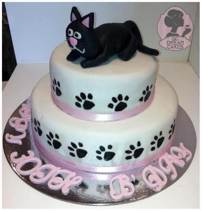 Birthday-cake-black-cat