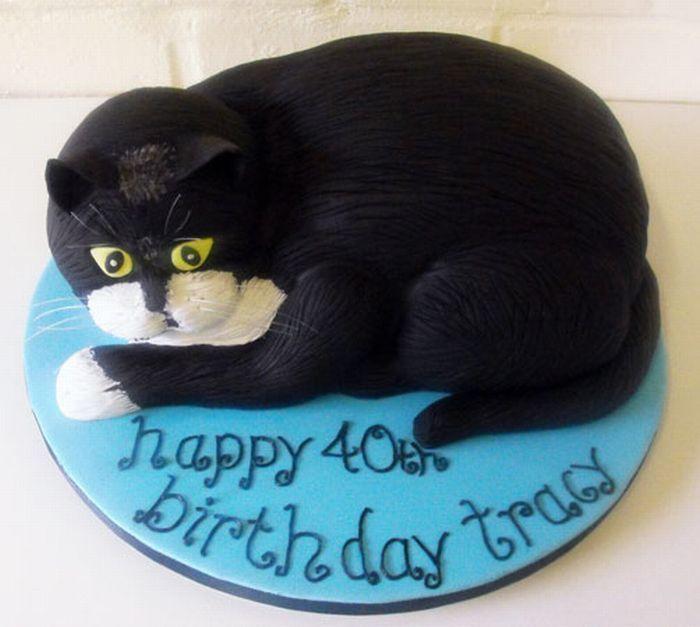 Crazy Cat Lady Cakes (3/6)