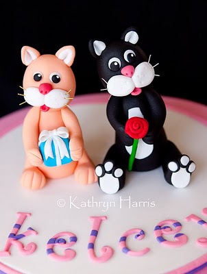 Kelcey Cat cake cats