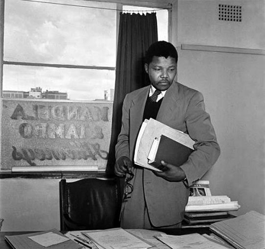 Nelson Mandela's Early Life   The Borgen Project