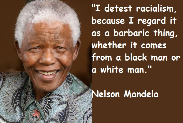 Image of: Apartheid Nelsonmandelaquotes6 Cnncom Nelson Mandela Quotes Janet Carr