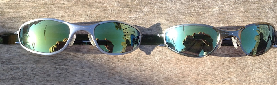 oakley c wire  Guest Post by Paul: Sunglasses of the Day \u2013 A string of emeralds ...