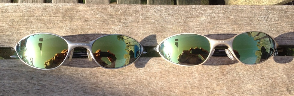 d3c0a98f3cf Guest Post by Paul  Sunglasses of the Day – A string of emeralds ...