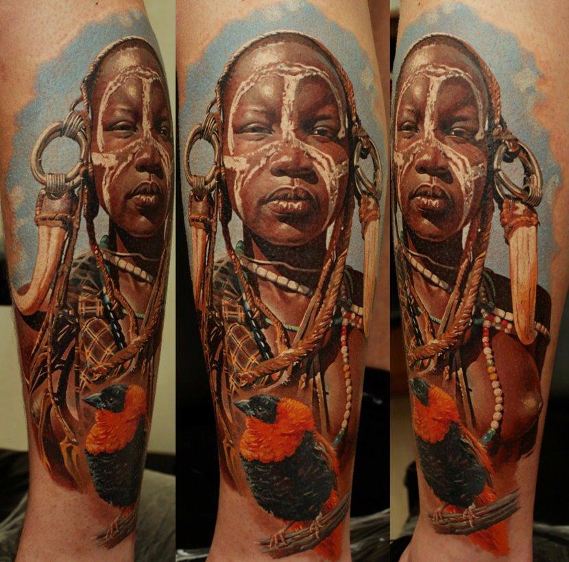 Tattoo artist dmitriy samohin janet carr for Most famous tattoo artists