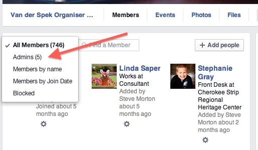Facebook Group Etiquette (3/3)