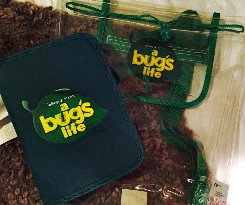 A Bug's Life Bag and Organiser (1/6)