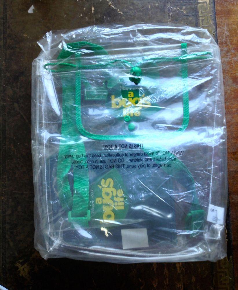 A Bug's Life Bag and Organiser (3/6)