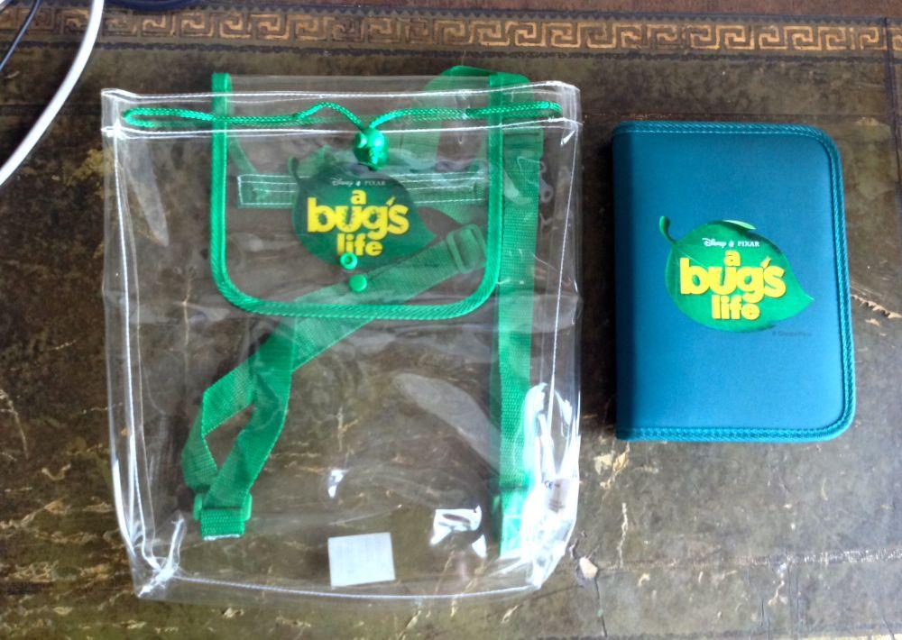 A Bug's Life Bag and Organiser (4/6)