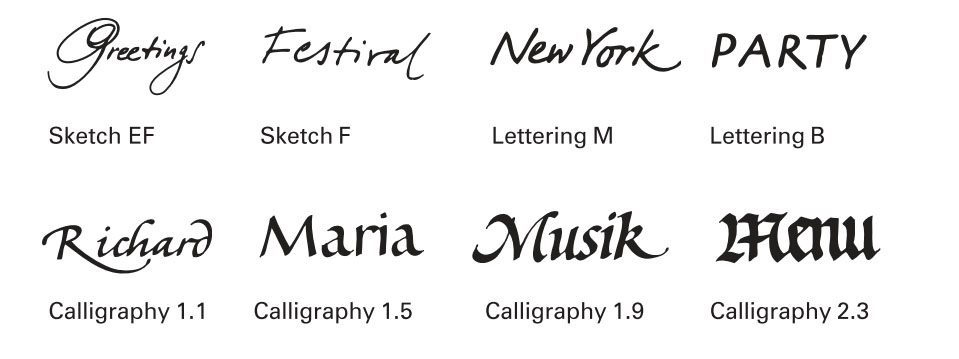 how to write with a calligraphy pen Check out office depot & officemax's great selections of calligraphy pens that  you  staedtler® 5-nib calligraphy set, assorted points, assorted barrels,  assorted in  a calligraphy pen allows you to write in a highly stylized manner  and is a.