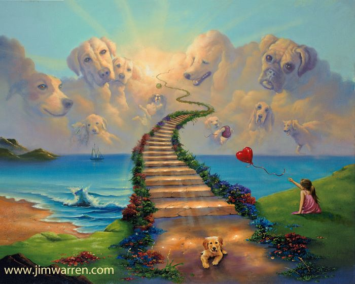 All Dogs Go To Heaven  Dogs