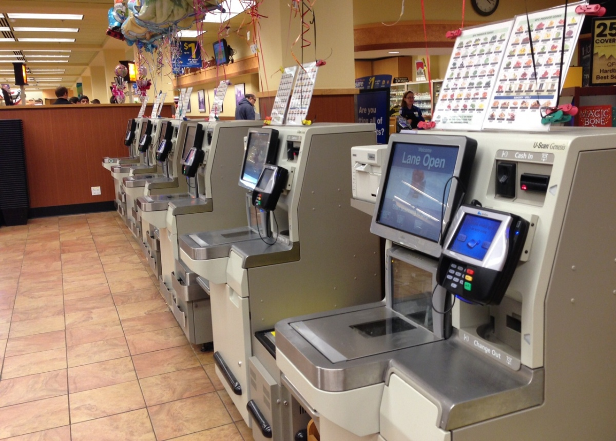 I Hate Self Service At Banks And Supermarkets Janet Carr