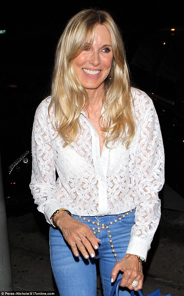 How Old Do You Think Alana Stewart Is   U2013 Janet Carr