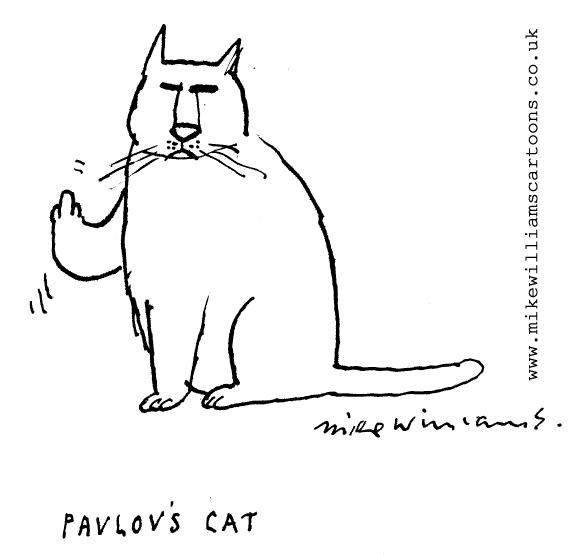 MWC0103 Pavlov's Cat