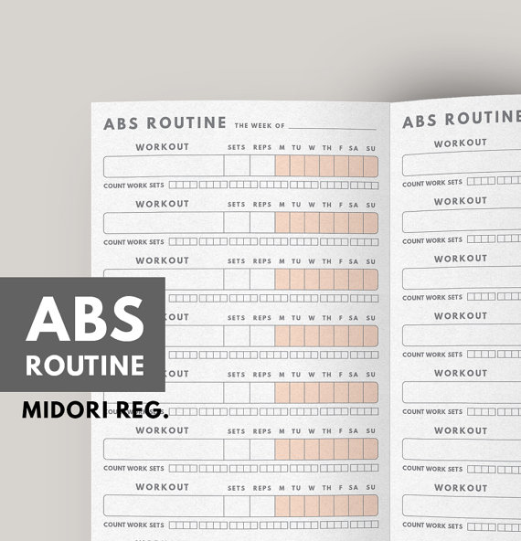 Abs Routine