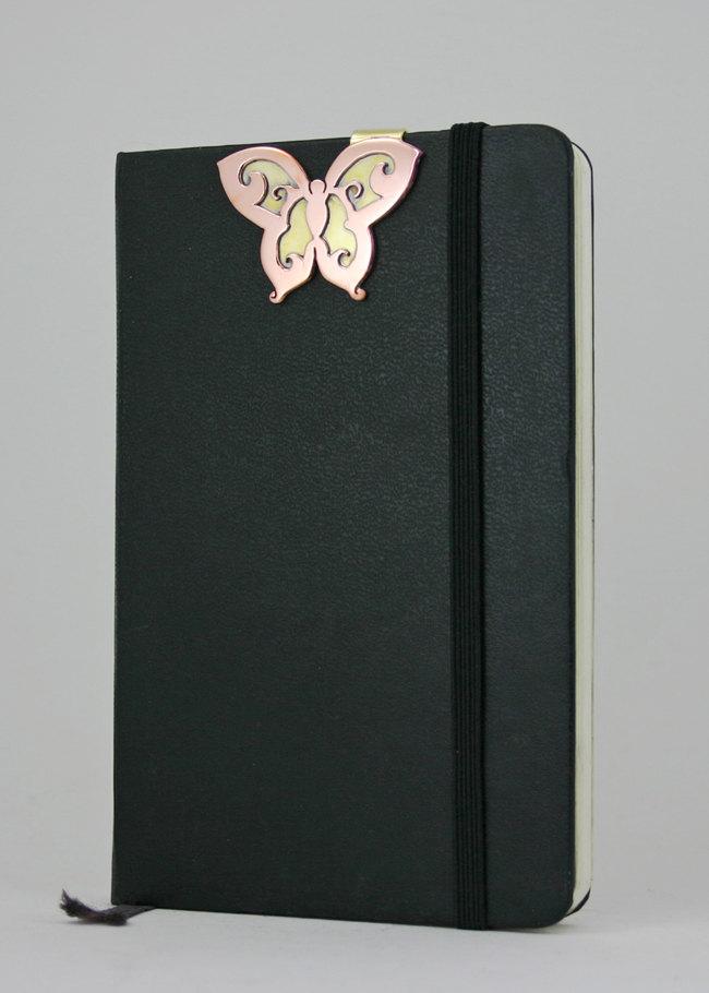 notebook cover clip, sandersweyden, jewelry