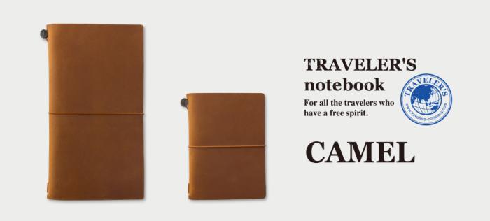 TRAVELER-S-Notebook-Camel-31