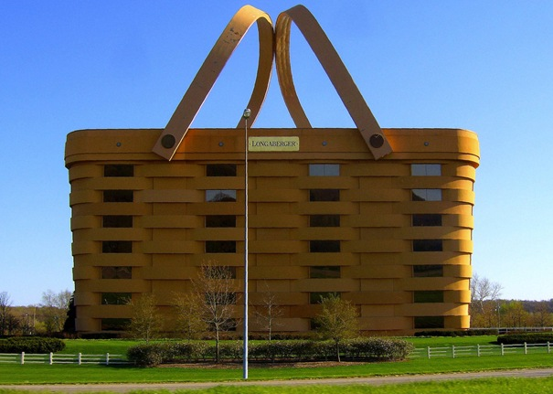 Basket building, USA (Ohio)