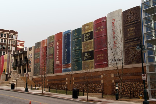 Kansas City Library, USA