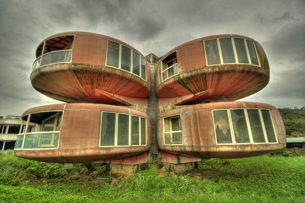 UFO House, Taiwan