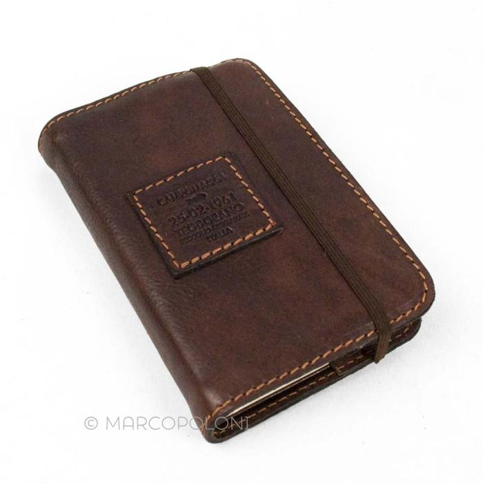 AGENDA-Writing-Journal-with-Leather-Cover-Espresso