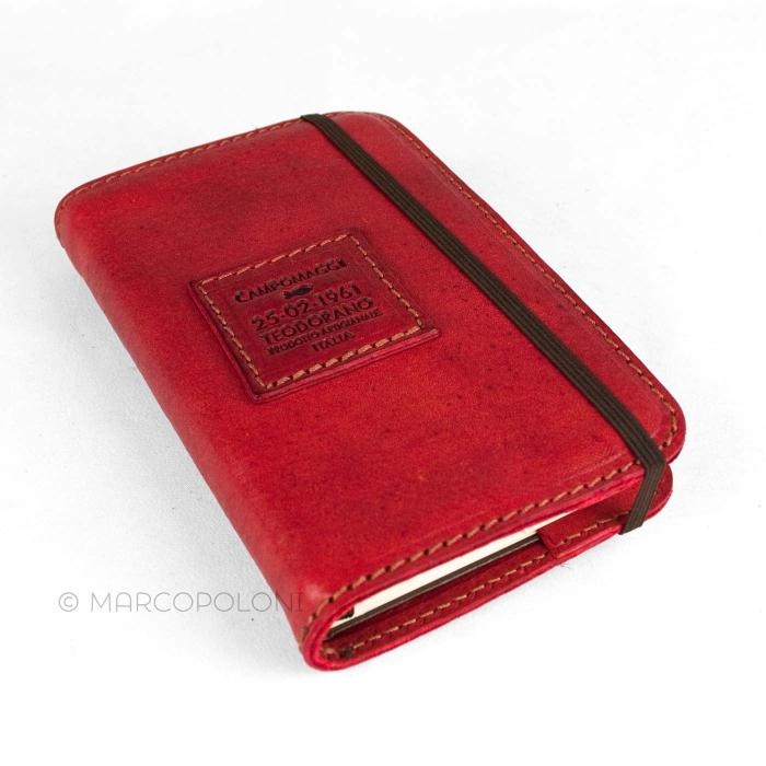 AGENDA-Writing-Journal-with-Leather-Cover-Red