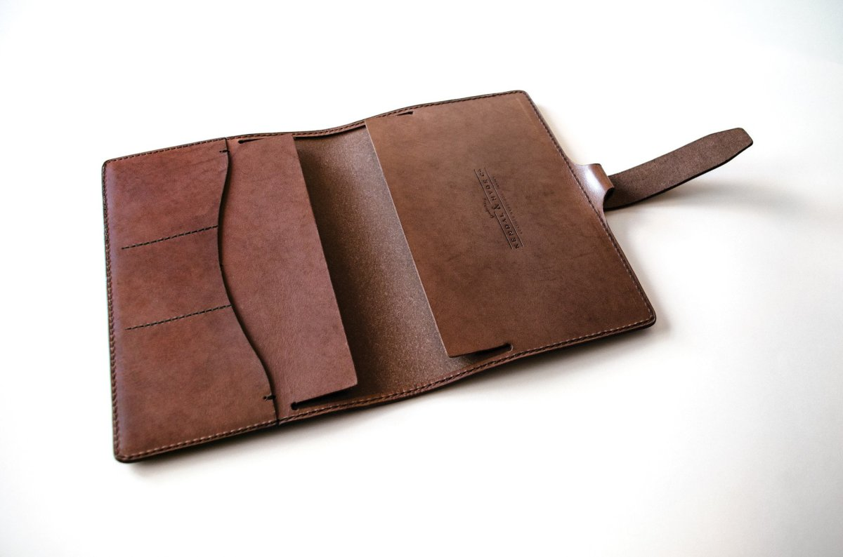 Notebook Cover Pictures : Kendal hyde leather notebook cover janet carr