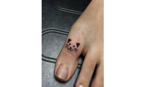 cat-tattoos-cat-tattoo-on-toe