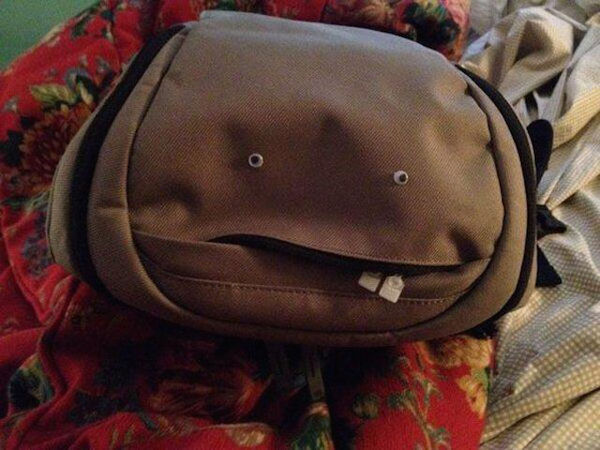 funny-pics-of-objects-that-look-drunk-toothy-purse