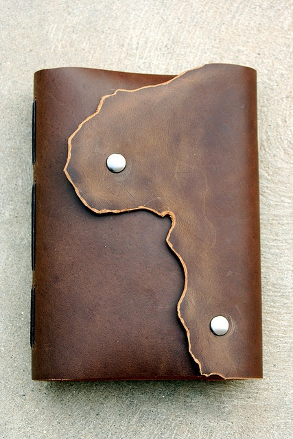 Leather Craft Book Cover : Leather quill tn that looks like africa janet carr