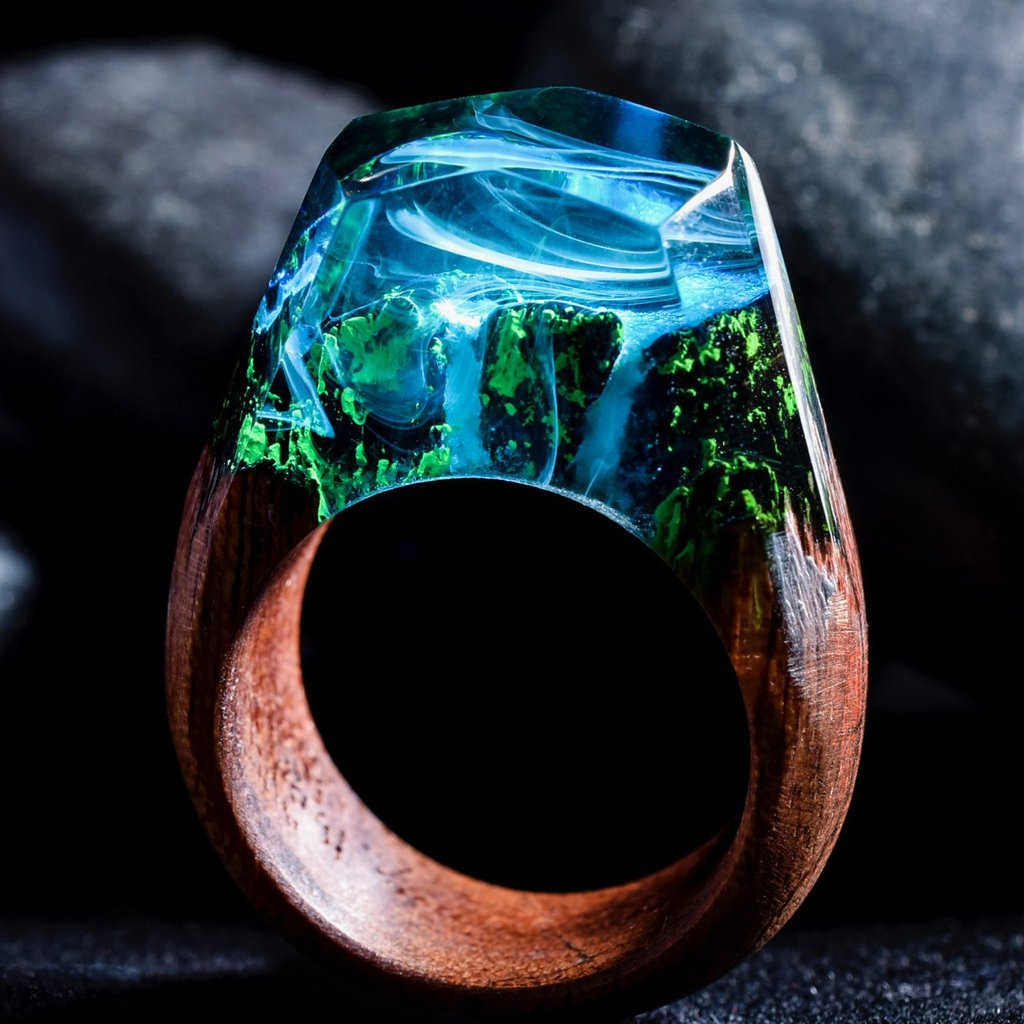 ring james lynn spiritual and image rings inlay gallery goldsmith silver jade mystery back scientific in