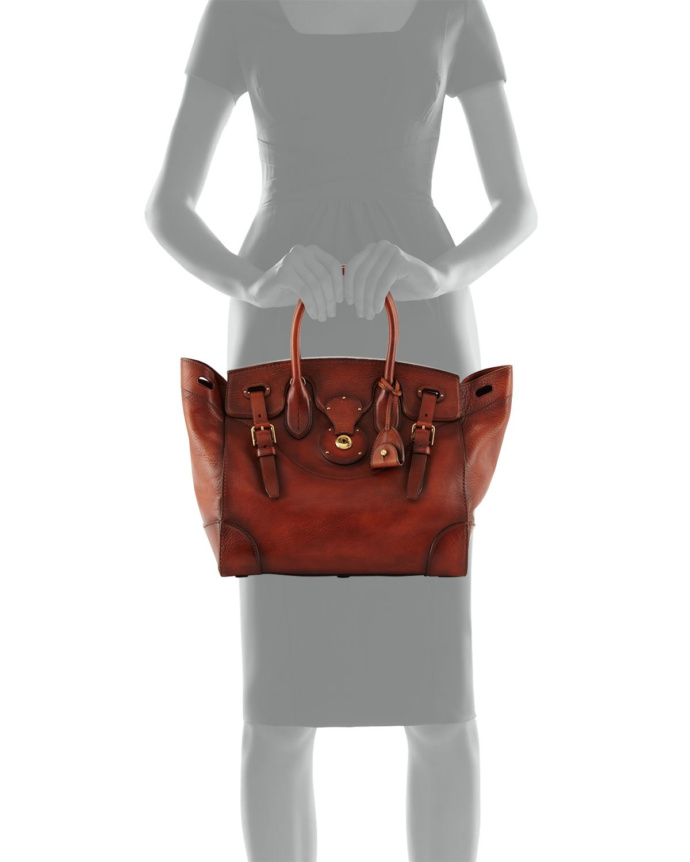 34bc92356b2f Ralph Lauren Vachetta Soft Ricky 40 Bag – Janet Carr