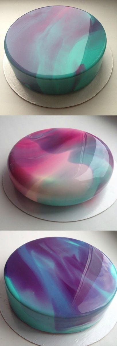 The glazed cakes of Olga Noskova