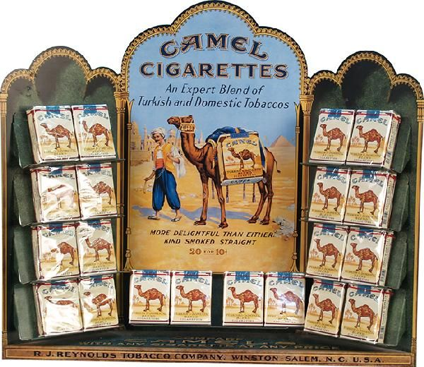 Why Is There A Dromedary On The Packaging Of Camel Cigarettes Janet Carr